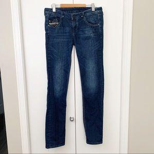 Diesel Industry Liv 0086C Straight Jean